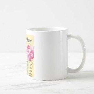 Mug Joyeux anniversaire - 21ème