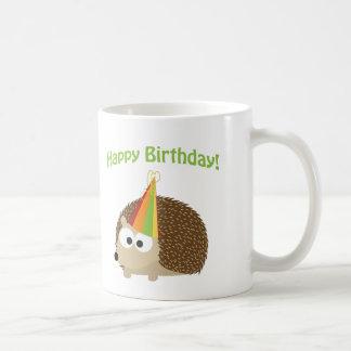 Mug Joyeux anniversaire ! Hérisson