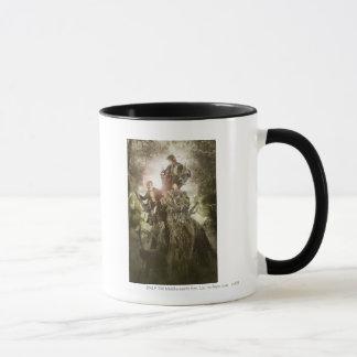 Mug Joyeux et Peregrin sur Treebeard