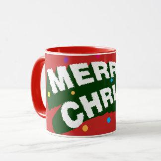 Mug Joyeux Noël épique 3D