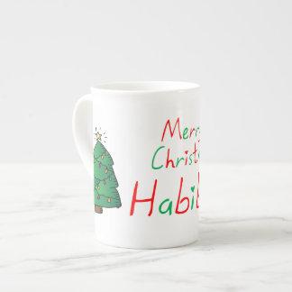 Mug Joyeux Noël Habibti