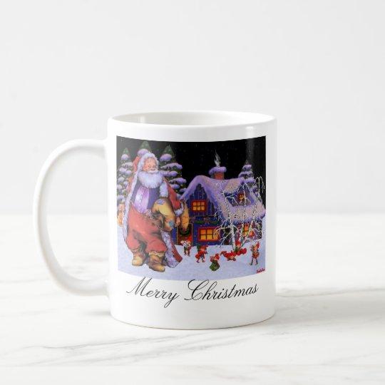 Mug Joyeux Noël, Merry Christmas