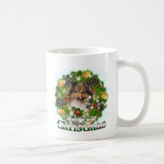 Mug Joyeux Noël Sheltie