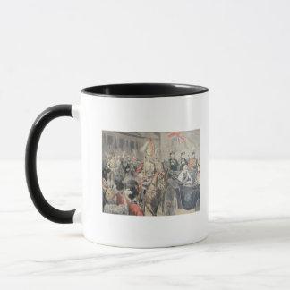 Mug Jubilé de la reine d'Angleterre