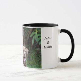 Mug Julia et Hollie