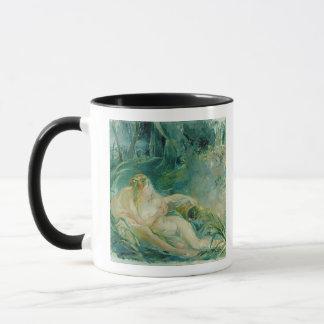 Mug Jupiter et Callisto, après une peinture par