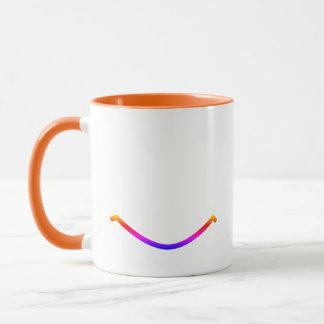 Mug Juste sourire !