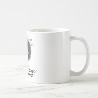 Mug Juste une double dose d'humour vitreux (anatomie