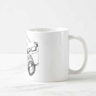 Mug Kamera Klub (tasse)