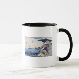 Mug Kanagawa : Vue du Ridge