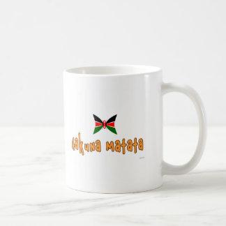 Mug KattCraft : Hakuna Matata