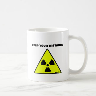 MUG KEEP YOU DISTANCE
