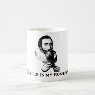 Mug Kepler est mon Homeboy