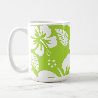 Mug Ketmie tropicale verte de Citron