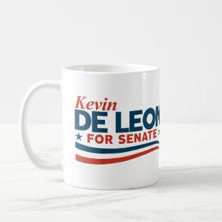Mug Kevin De Léon pour le sénat