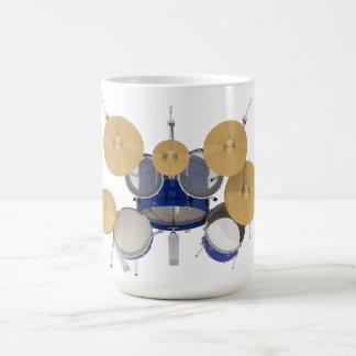 Mug Kit bleu de tambour :