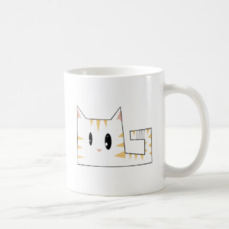 Mug Kitty acculé