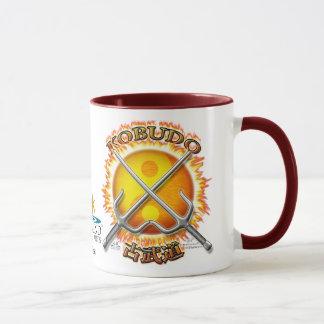 Mug Kobudo flambant Yin/tasse de Yang Sun
