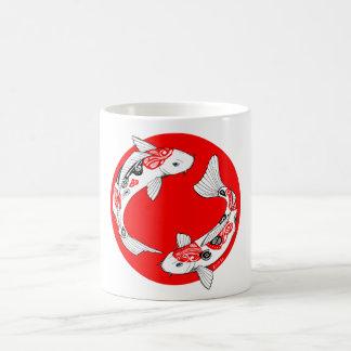 Mug Koi Japon