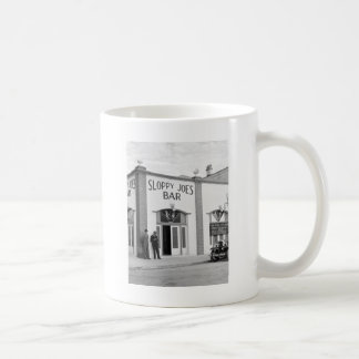 Mug La barre de Joe désordonné, Key West, les années