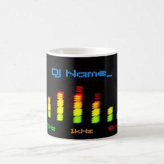 Mug La barre personnelle EQ d'égaliseur du DJ -