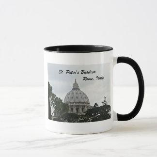 Mug La basilique de St Peter