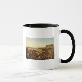 Mug La bataille au temple de Karnak