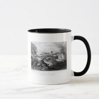 Mug La bataille de Chapultepec