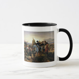 Mug La bataille de Friedland, le 14 juin 1807