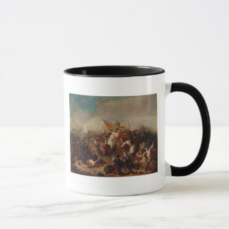 Mug La bataille de Hastings en 1066
