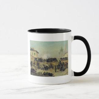 Mug La bataille de Villejuif, siège de Paris, 1870