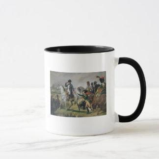 Mug La bataille de Wagram, le 6 juillet 1809, 1836