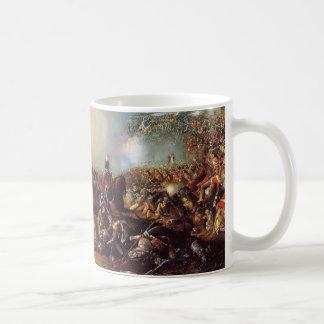 Mug La bataille de waterloo
