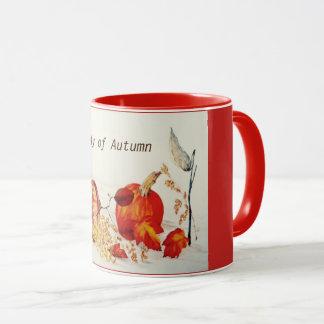 Mug La beauté de l'automne