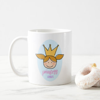 Mug La belle petite princesse - princesse Anna
