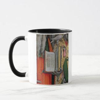 Mug La bible de St Jerome et la colombe de St Gregory,
