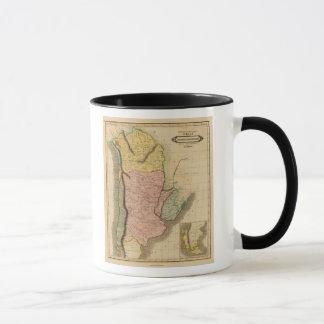 Mug La Bolivie, piment, provinces unies