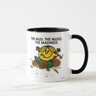 Mug La boue la musique la folie