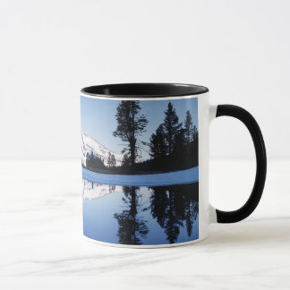 Mug La Californie, sierra montagnes de Nevada,