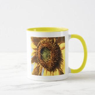 Mug La Californie, un tournesol gigantesque