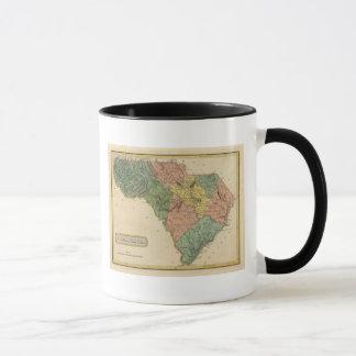 Mug La Caroline du Sud 8