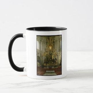 Mug La chaise de St Peter, 1665