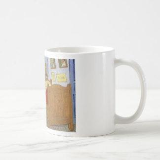 Mug La chambre de Vincent Van Gogh (The room)