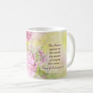 Mug La chanson des fleurs de 2h12 de Solomon