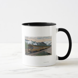 "Mug """" La Chicago, Milwaukee, et St Paul olympiens"