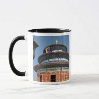 Mug La Chine, Pékin, le temple du Ciel, urne chinoise