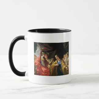 Mug La clémence d'Alexandre le grand