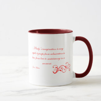 Mug La collection d'Austen - Imagination de Madame