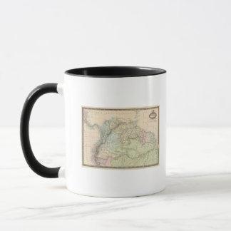 Mug La Colombie, Venezuela, Amérique du Sud