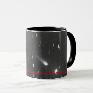 Mug La comète C/2015 V2 (Johnson)